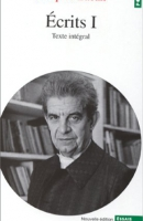 Écrits I. Texte intégral. Seuil 1999 - Lacan, Schriften