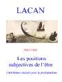 Seminar 12, Version Lecat