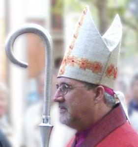 Mietra eines Bischofs