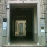 Psychoanalytische Bibliothek Berlin Eingang Hardenbergstraße