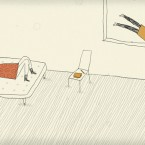 Brian Rea - Psychoanalyst jumping out of the window