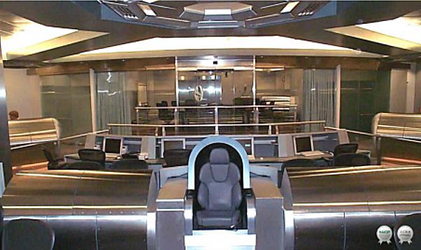 Information Dominance Center - zu: Phantasma nach Jacques Lacan