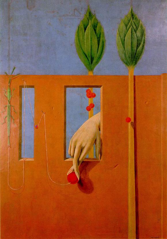 Max Ernst - Le premier mot limpide - 1923