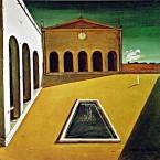 Giorgio de Chirico, I piaceri del poeta, 1912