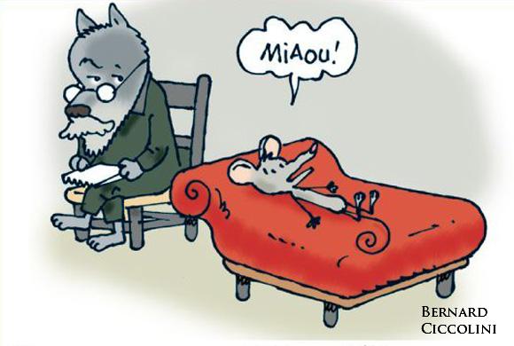Karikatur Miau Kopie