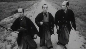 Samurai Fiction - Heishiro und seine beiden Freunde