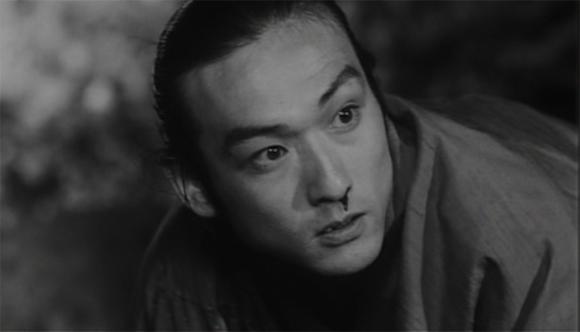 Samurai Fiction - Heishiros Nase blutet