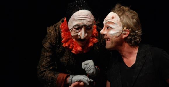 """Molière - L'Étourdi - Inszenierung Cie Catherine Delattre 2014 (zum Bericht übe die Tagung """"Sprachen der Psychoanalyse"""", zu Lacan)"""