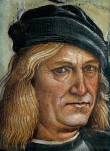 Signorelli Selbstporträt