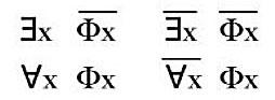 Formeln der Sexuierung - nur die Formeln