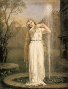 Waterhouse - Ondine 1872 - 2