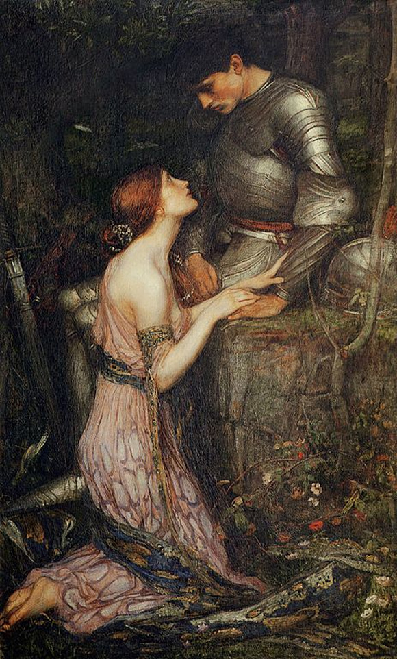 Waterhouse lamia 1905 - 2