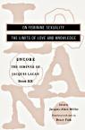 Jacques Lacan, Seminar 20, Encore, englische Übersetzung Bruce Fink, Norton 1999