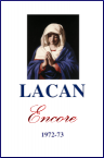 Jacques Lacan, Seminar 20, Encore, Staferla 2015, Titelbild
