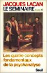 Jacques Lacan, Séminaire 11, Quatre concepts, Seuil 1973, Titelseite