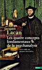 Jacques Lacan, Séminaire 11, Quatre concepts, Seuil 2014, Titelseite