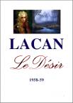 Jacques Lacan, Seminar 6, Le désir, Staferla 2015, Titelseite