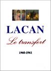 Jacques Lacan, Seminar 8, Le transfer, Staferla 2015, Titelseite