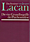 Jacques Lacan, Seminar 11, Vier Grundbegriffe, Walter 1978, Titelseite