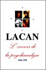 Jacques Lacan, Seminar 17, L'envers de la psychanalyse, Version Staferla, Titelseite