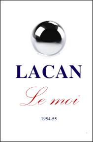 Jacques Lacan, Seminar 2, Le moi, Staferla 2015, Titelseite